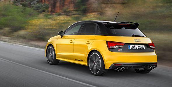 Nuevo Audi S1: a la venta por 34.200 euros