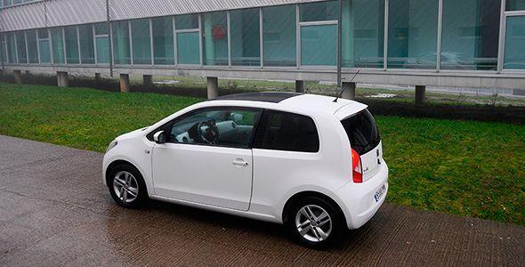 Prueba del Seat Mii Ecomotive 75 CV 2012