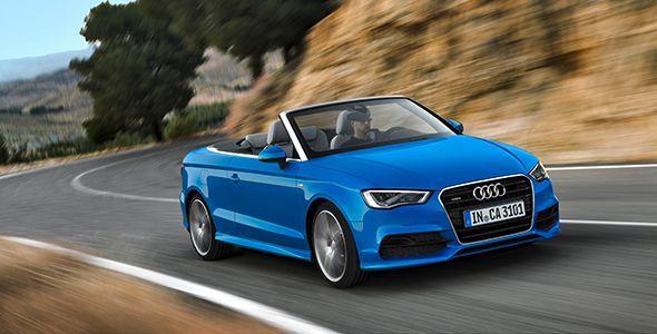 Ya a la venta el nuevo Audi A3 descapotable