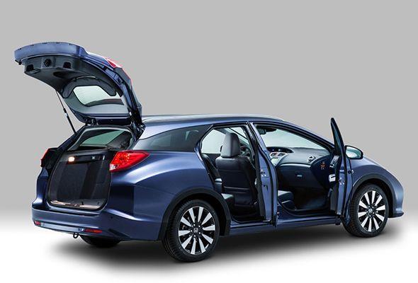 Lista de precios del nuevo Honda Civic Tourer en España