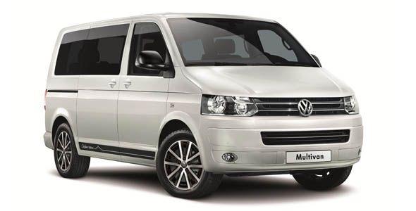 Volkswagen Multivan Outdoor Edition, más equipamiento de serie