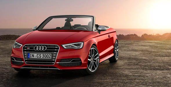 El Audi S3 Cabrio con 300 CV llegará en septiembre