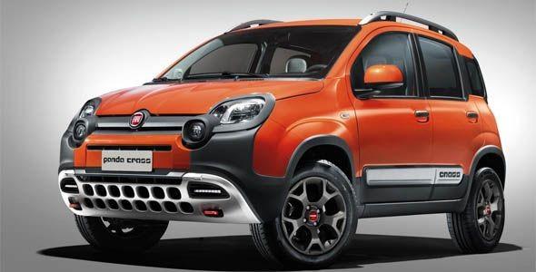 Fiat Panda Cross, un nuevo 4×4 en Ginebra 2014
