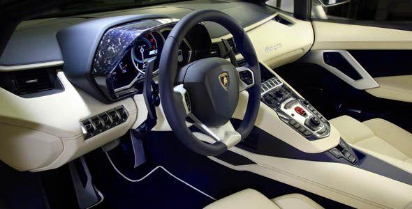 Lamborghini en el Salón de Ginebra 2014