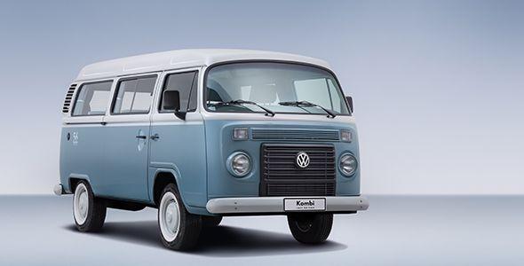 """Adiós al """"Bulli"""": El último VW Typ 2 llega a Hanover"""