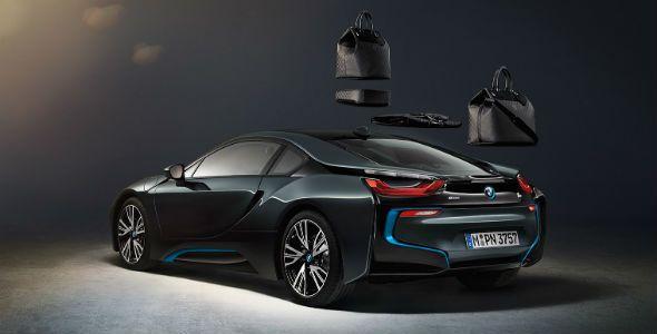El BMW i8 y Louis Vuitton, de la mano