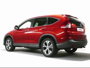 Así es el nuevo Honda CR-V