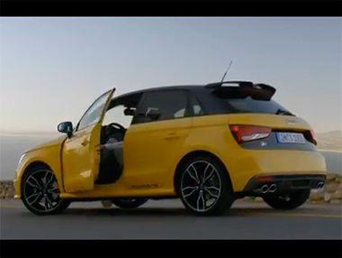 El nuevo Audi S1 Sportback, en vídeo
