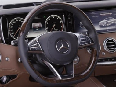 Vídeo: interior del Mercedes Clase S Coupé