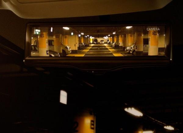 Espejo retrovisor inteligente de Nissan Ginebra 2014, CON Noche