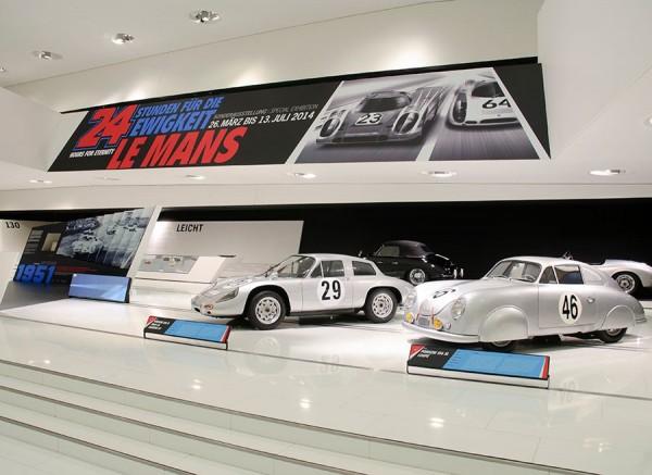 Exposicion Porsche 24 Horas Le Mans Museo Porsche