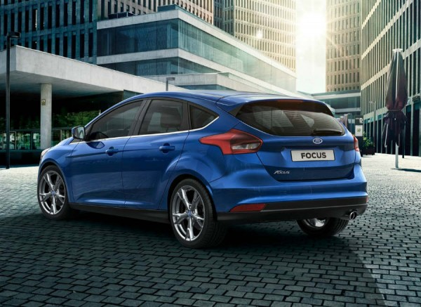 El Ford Focus GLP puede llegar a tener una autonomía de 1.400 km.