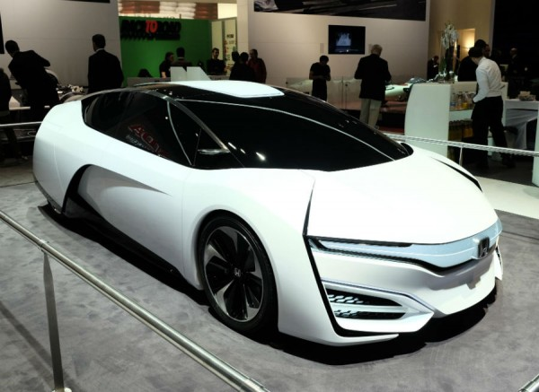La visión de futuro de Honda la podemos ver con el FCEV.