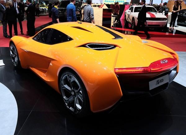 Hyundai Passo Corto Concept Ginebra 2014