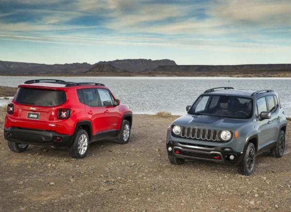 Renegade, la alternativa de Jeep en el segmento de los todoterrenos de pequeño tamaño.