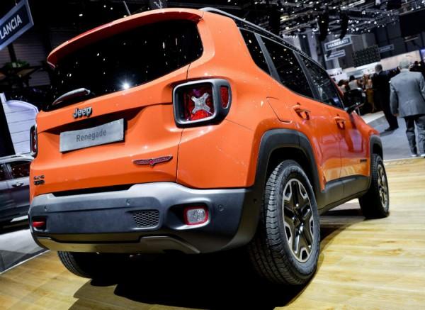 El Jeep Renegade llega con la idea de hacerse fuerte en un segmento con mucha competencia.