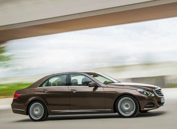 El nuevo cambio automático de 9 velocidades se incorporará a más modelos de Mercedes en el futuro.