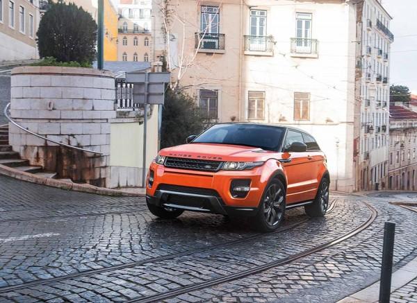Novedades Land Rover Salón Ginebra 2014 Evoque 2015