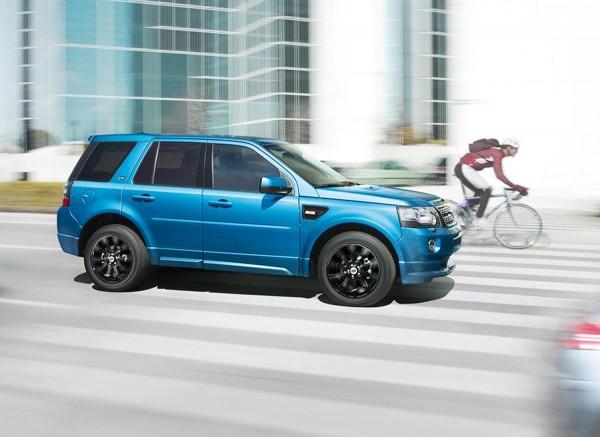 Novedades Land Rover Salón Ginebra 2014 Freelander 2015