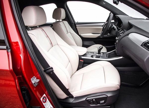 Nuevo BMW X4 2014
