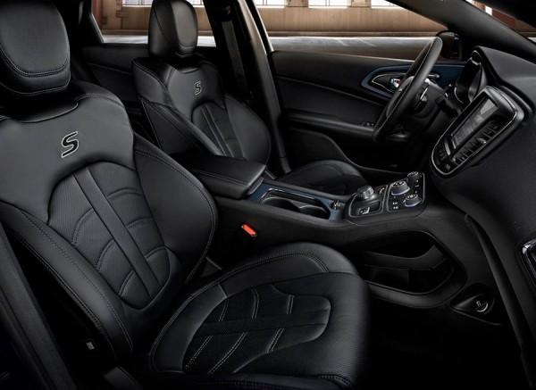 Nuevo Chrysler 200