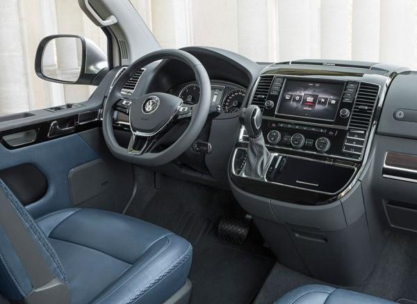 Nuevo VW Multivan Alltrack Ginebra 2014