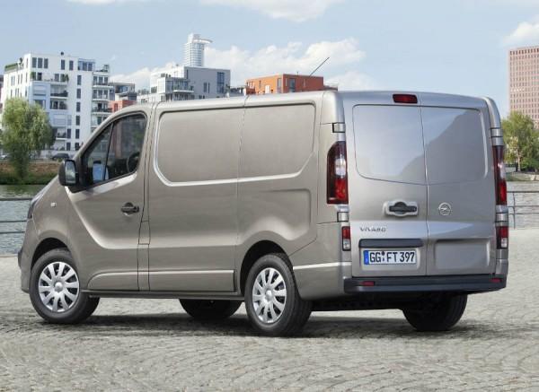 El nuevo Opel Vivaro es todo un ejercicio de versatilidad.