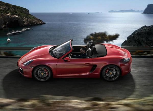 El Porsche Boxster GTS es uno de los descapotables más rápidos del mercado.