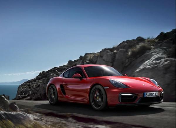 El Porsche Cayman GTS acelera de 0 a 100 en 4,7 segundos.