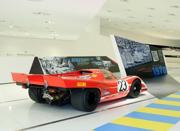 Porsche 24 Horas Le Mans Museo Porsche