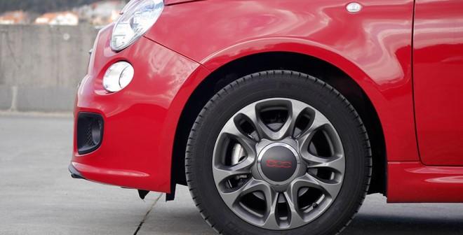 Prueba Fiat 500S 1.3 Multijet 95 CV 2014, Vigo, Rubén Fidalgo