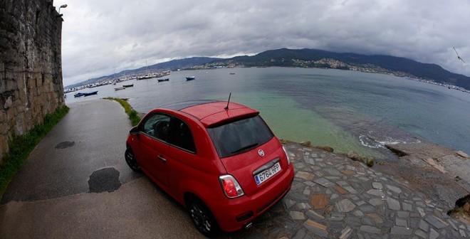 Prueba Fiat 500S 1.3 Multijet 95 CV 2014, Teis, Rubén Fidalgo