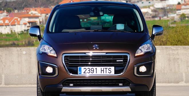 Prueba Peugeot 3008 Hybrid4 2014, Vigo, Rubén Fidalgo