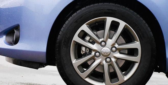 Prueba Toyota Yaris diésel 1.4D-4D 90 CV, Vigo, Rubén Fidalgo