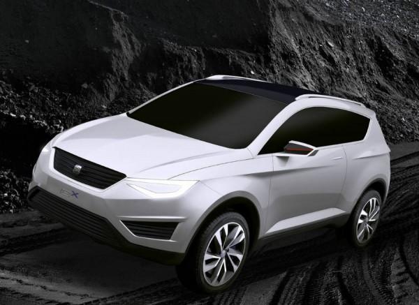 Seat IBX, el precursor del SUV de la marca española.