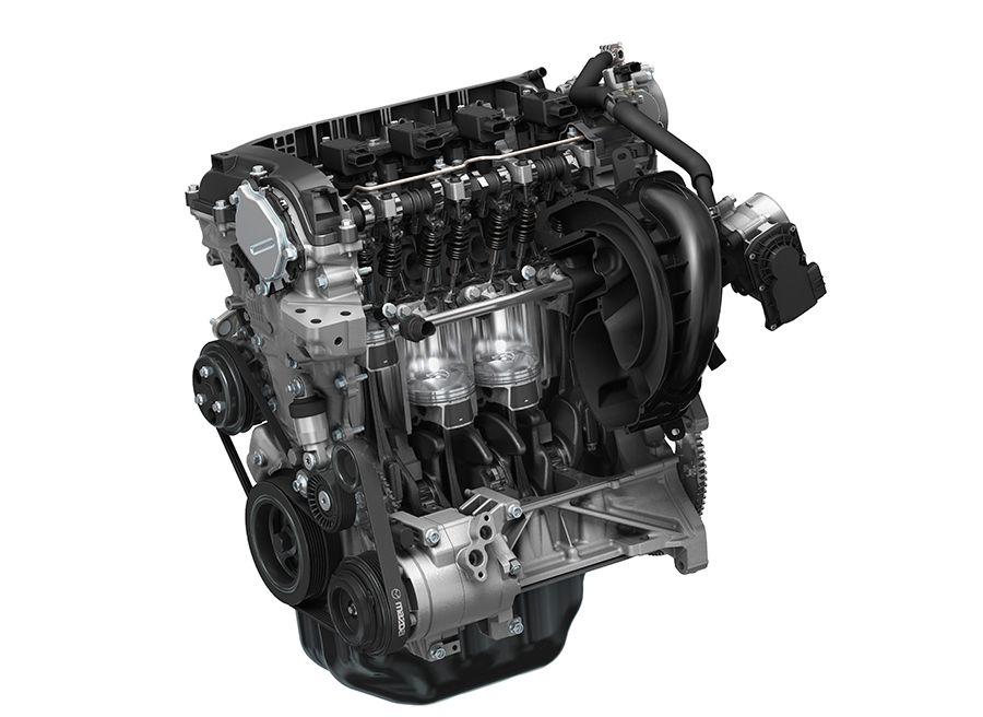 Mazda Skyactiv-X, consumos diésel en un gasolina