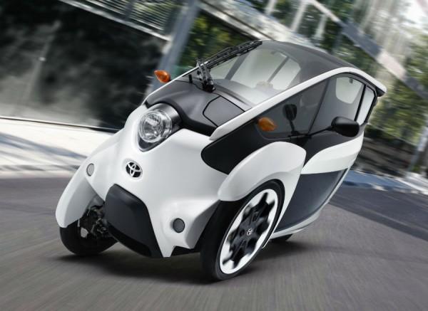 La capacidad del Toyota i-Road se limita a un pasajero.