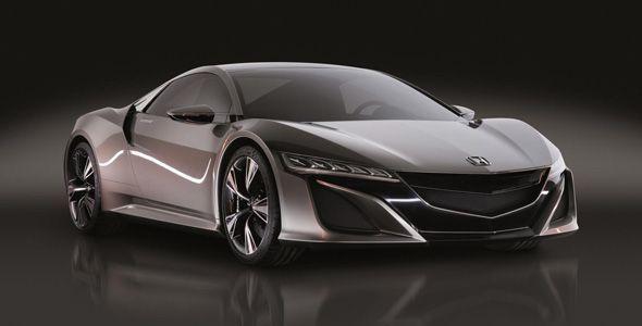 El Honda NSX Concept debuta en Goodwood 2014