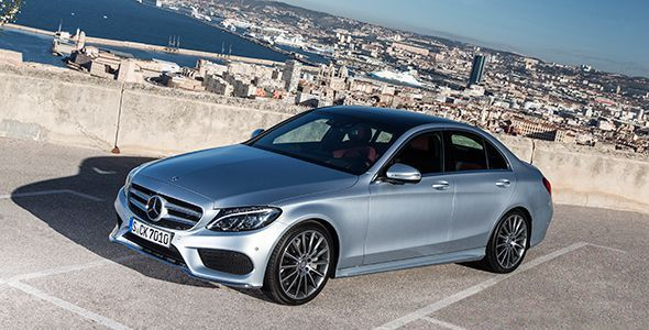 Mercedes Clase C 2014, todas las imágenes