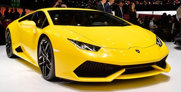 Lamborghini Huracán: el sustituto del Gallardo, en Ginebra