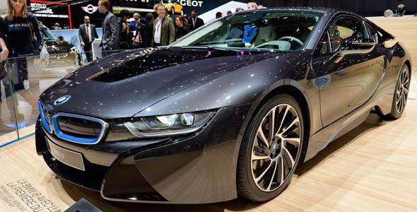 BMW i8, todos los detalles