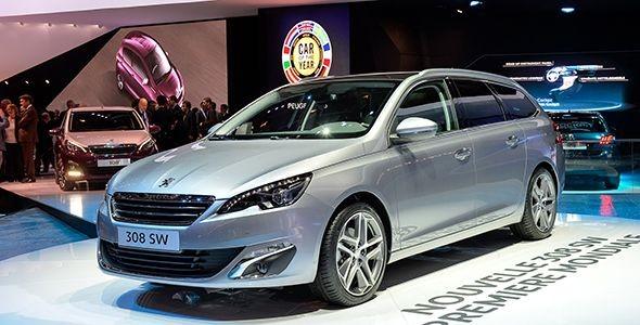 Peugeot 308 SW, desde 15.900 euros