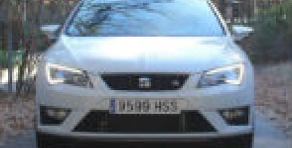 Prueba: Seat León SC 2.0 TDI 150 CV FR