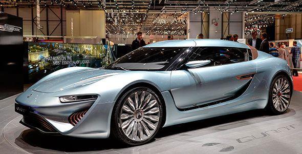Quant e-Sportlimousine, debut en el Salón del Automóvil de Ginebra