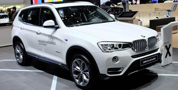 BMW X3 2014: ¿qué cambia?