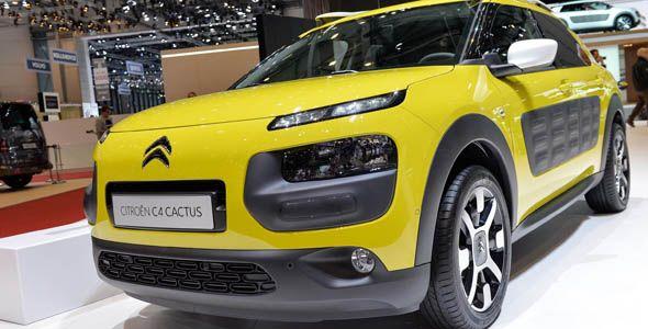 Citroën C4 Cactus: desde 14.750 euros