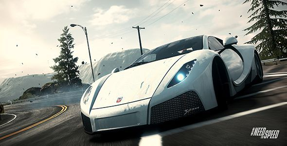 El GTA Spano de 'Need for Speed'