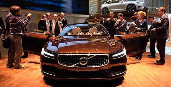 Volvo Estate Concept, todos los detalles