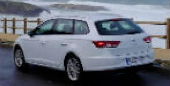 Seat León ST 1.4 TSi 140 CV Style 2013: el familiar de gasolina, a prueba