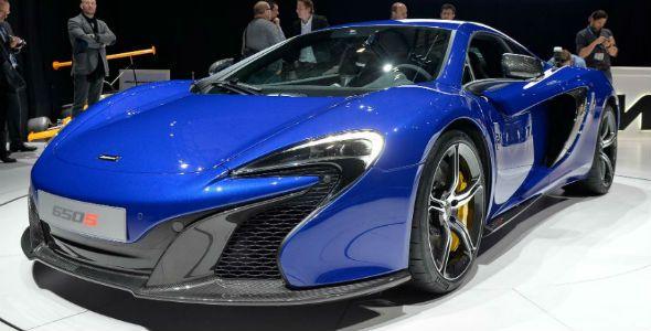 McLaren 650S: 650 CV y 333 km/h